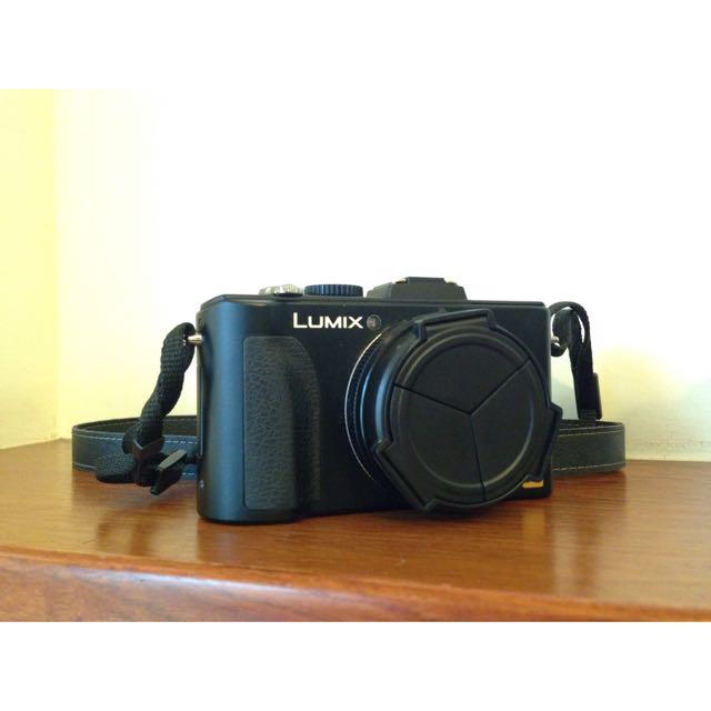 🌟降價🌟LUMIX LX5