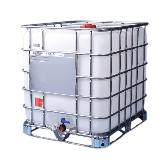 reconditioned ibc tank tote tank 1000l everything else on carousell. Black Bedroom Furniture Sets. Home Design Ideas