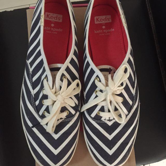 Used Keds Kate Spade shoes
