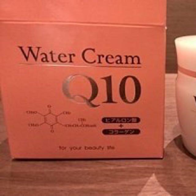 北海道Watwr Cream Q10 保濕乳霜