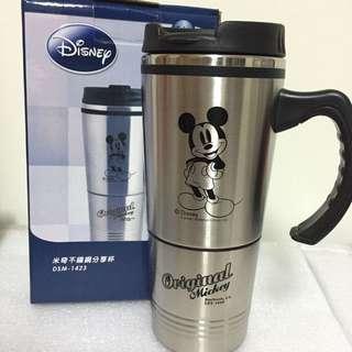 米奇(Mickey)不銹鋼分享杯