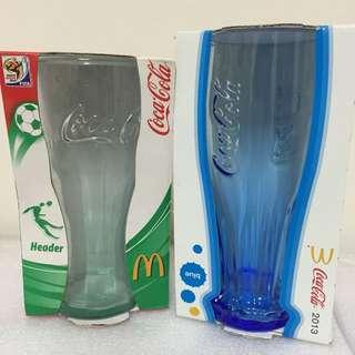 麥當勞經典可樂(Cola)曲線杯