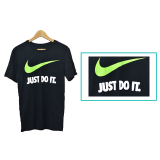 Nike just do it 標語T