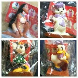 正版2002年TOMY出品迪士尼盒玩公仔~第三彈