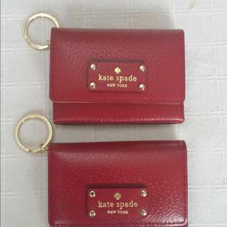 NEW- Kate Spate short wallet