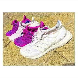 Adidas Ultra Boots 紫 2015