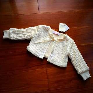 Brand New [Anny Princess] Short Waist Lady Coat 90cm