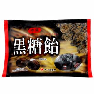 日本 Ohkura製 沖繩黑糖飴 (220g)