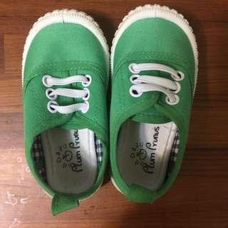 寶寶懶人鞋(二手)13.5