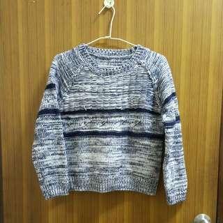 (保留)二手,針織毛衣,幾處有小脫線