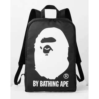APE後背包。超經典款式