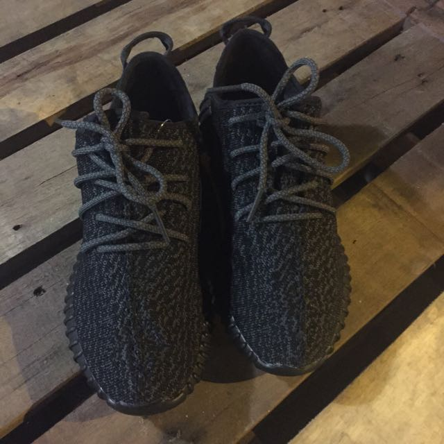 1 More Yeezy Boost 350 Black