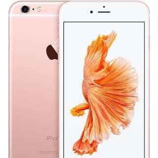 iPhone 6s Plus 64GB Rose Gold