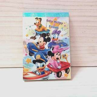 信紙 迪士尼 Baby Mickey & Friends