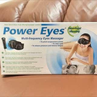 power eye 眼部活氧按摩器