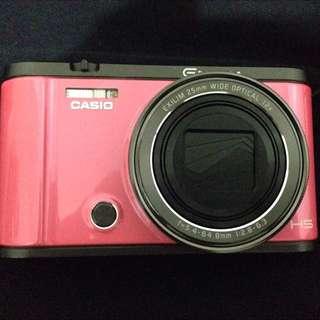 2手極新Casio ZR3500粉色