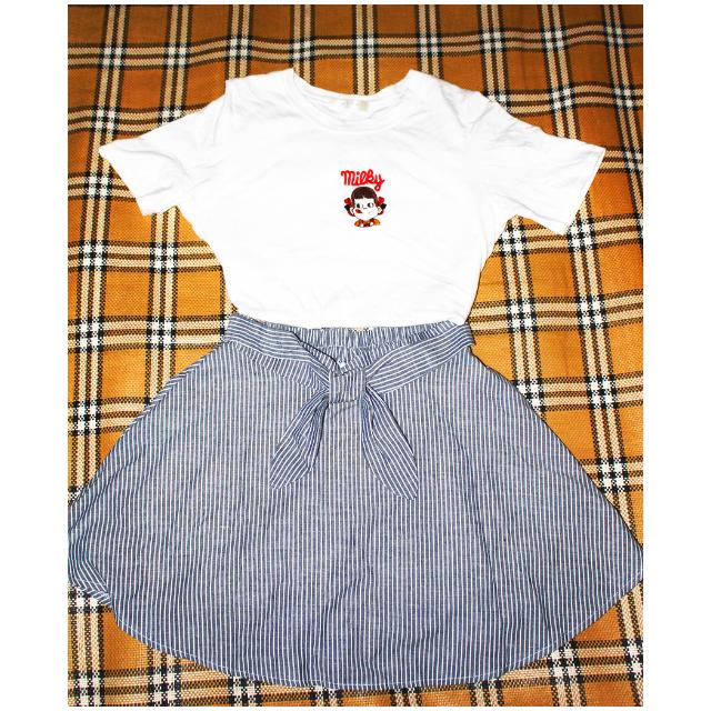[女裝]偽裙子 / 造型短褲