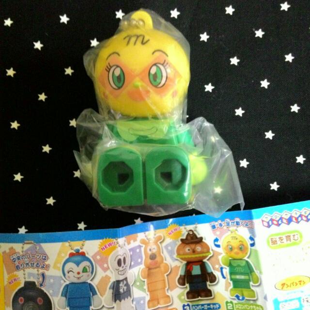 從日本帶回全新未拆菠蘿超人?哈密瓜超人?扭蛋/轉蛋