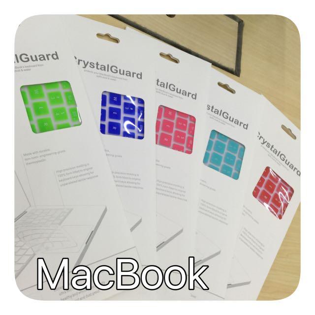 蘋果電腦 MacBook 鍵盤膜