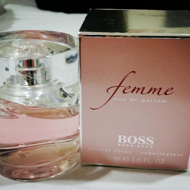 Boss香水,50ml,9.9成新