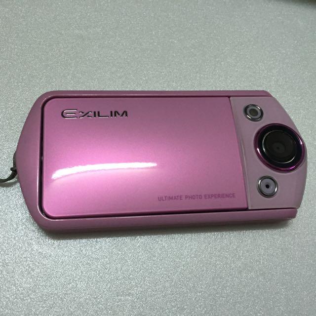 (保留中)公司貨Casio TR35粉紅色-保固期內