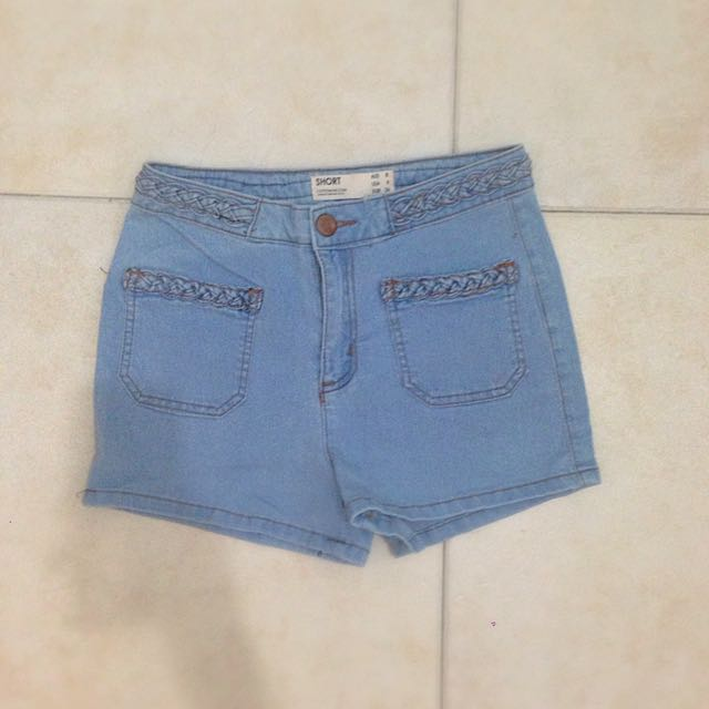 CO Denim Highwaist Shorts