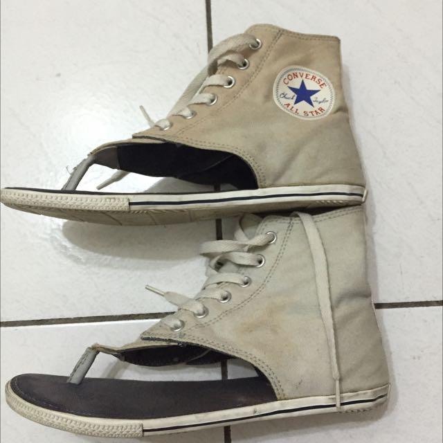 Converse 夾腳涼鞋-6.5