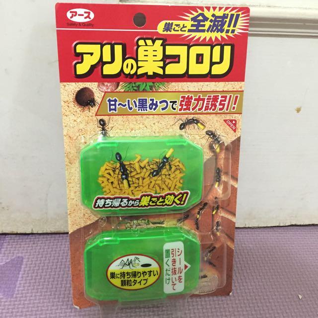 全新✨【EARTH】螞蟻🐜滅巢屋2.5g×2個入
