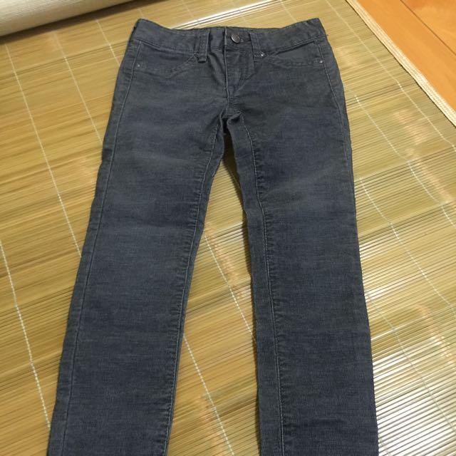 全新JOE'S女童窄版長褲