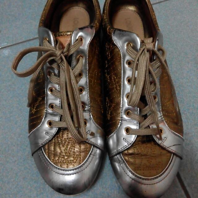 真品LV休閒鞋
