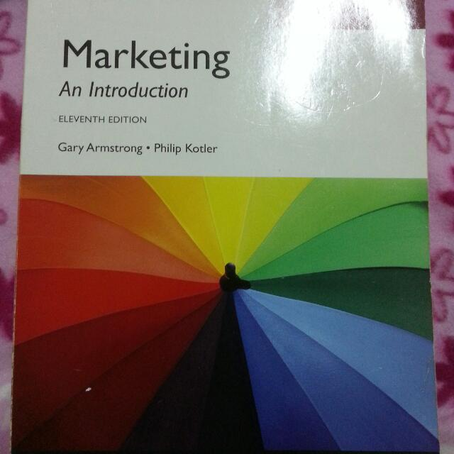 (保留)Marketing Gary Armstrong  Philip Kotler