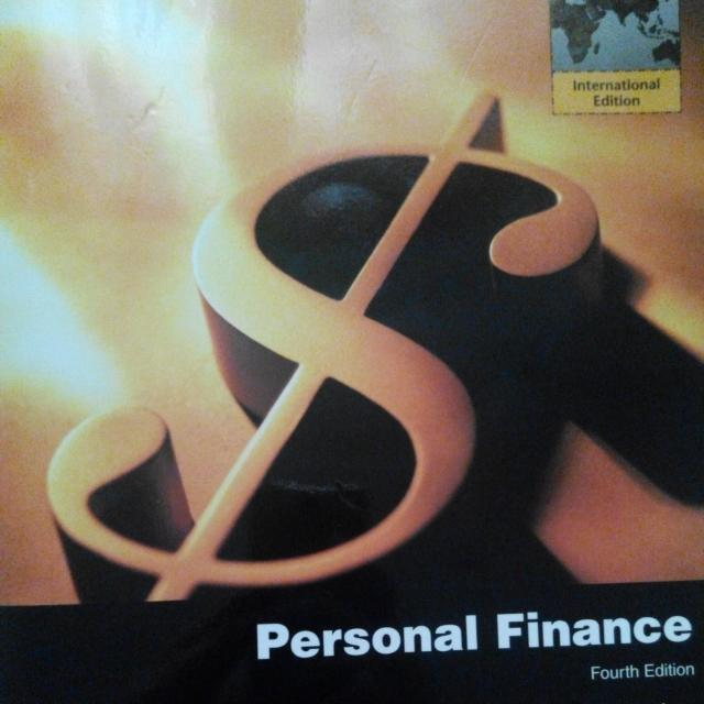 Personal Finance Forth Edition By Jeff Madura