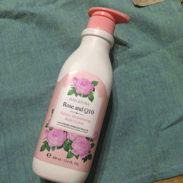玫瑰Q10乳液