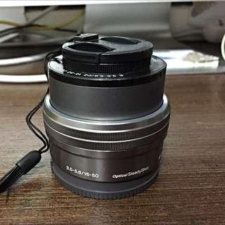 Sony SELP1650 F/3.5-5.6 OSS 二手kit 鏡