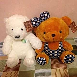 全新 熊玩偶