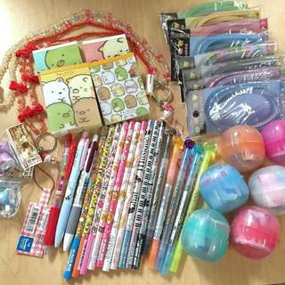 Rare Mega Kawaii Stationary Set + A Chance To Win Bonus Kawaii Items