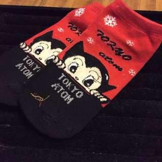 Astro Boy Socks
