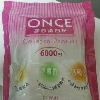 ONCE膠原蛋白粉
