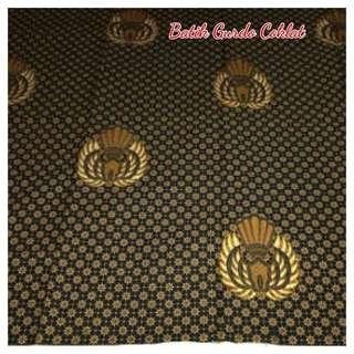 Batik Gurdo Coklat