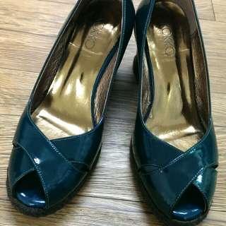 KOKKO露指楔形鞋(含運)