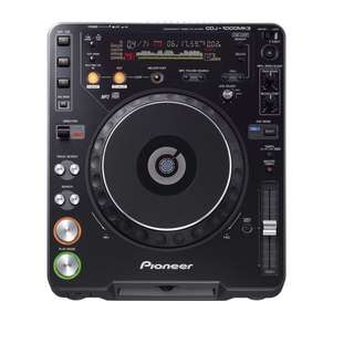 Pioneer CDJ 1000MK3 (Single unit)