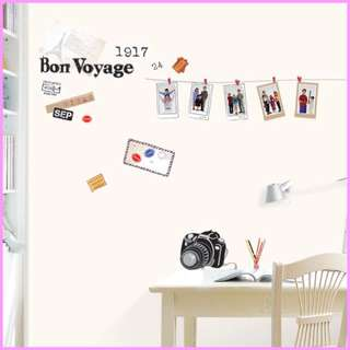 [Brand New] Korea Wall Sticker PS58167