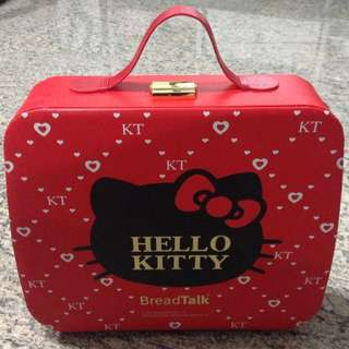Hello Kitty Red Pretty Mooncake Box/Briefcase