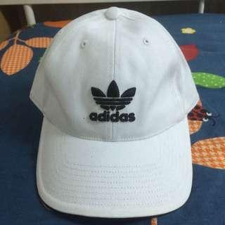 Adidas Original 愛迪達 白帽