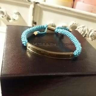 Michael kors 限量版土耳其藍手環 全新