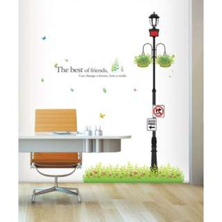 [Brand New] Korea Wall Sticker PS60008