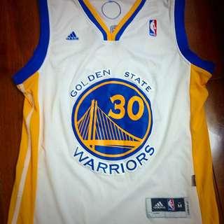 NBA咖哩球衣