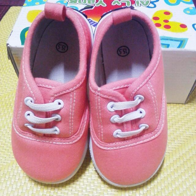 百搭女童帆布鞋