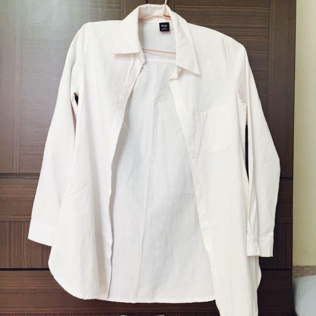 白襯衫(含運)