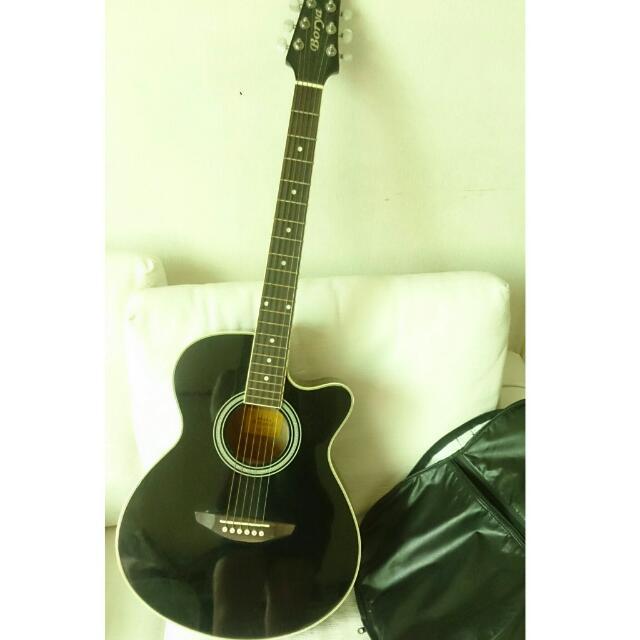 初學者的入門吉它